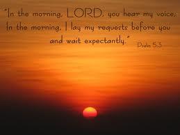 Psalm5verse3