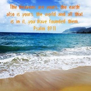 Psalm 89 11