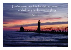 Psalm 97 6