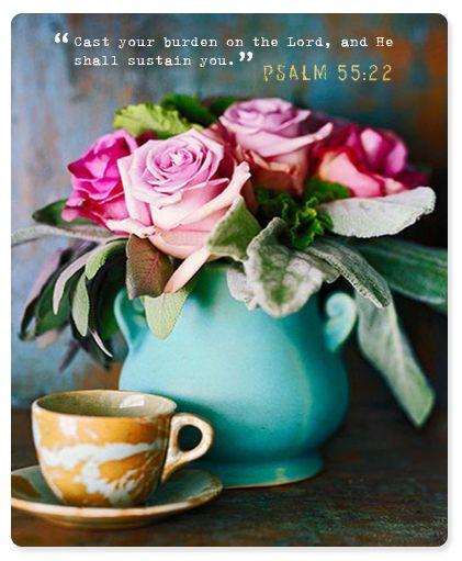 Truth Tuesday – Our Burden Bearing God | Grace Full Journey
