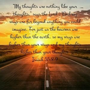 Isaiah 58 8 9