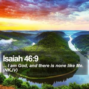 Isa 46 9