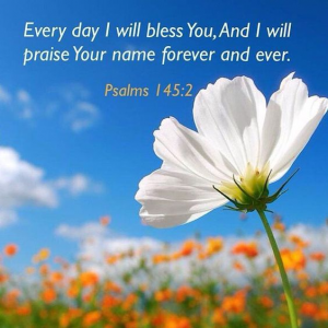 Psalm 145 2